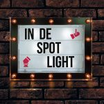 In de spotlight