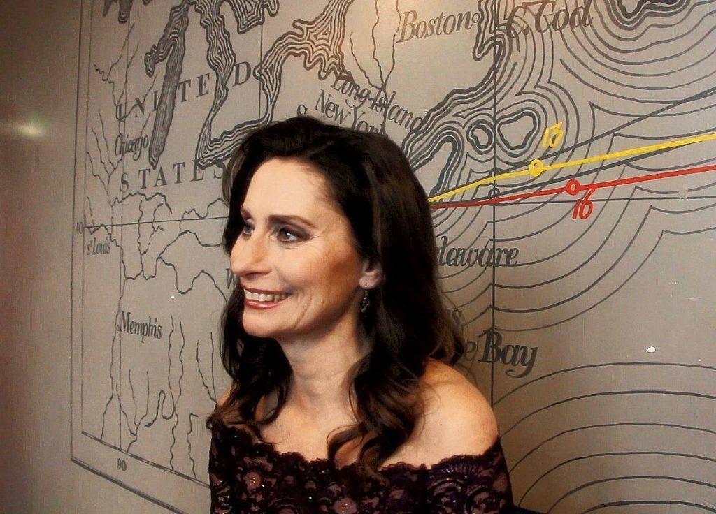 Interview met Pia Douwes