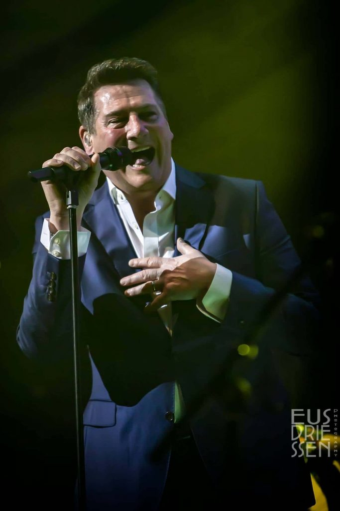 Tony Hadley in Zoetermeer