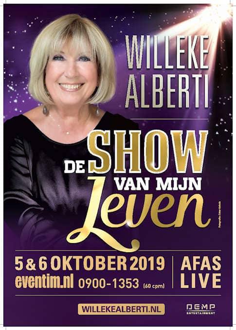 Willeke Alberti Concerten AFAS Live