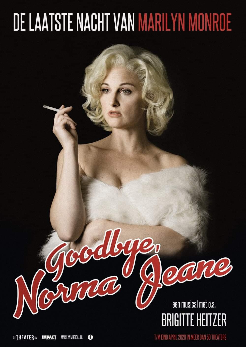 Ellen Pieters als Marilyn Monroe